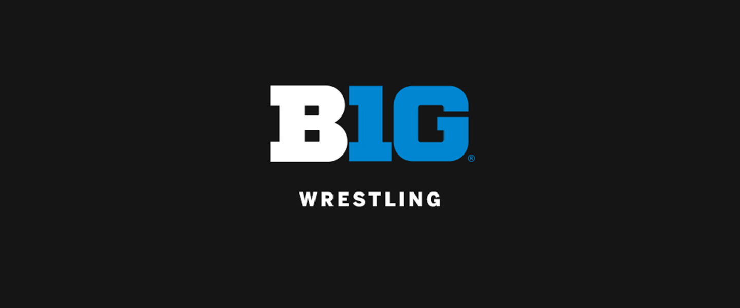 Big Ten Wrestling Logo