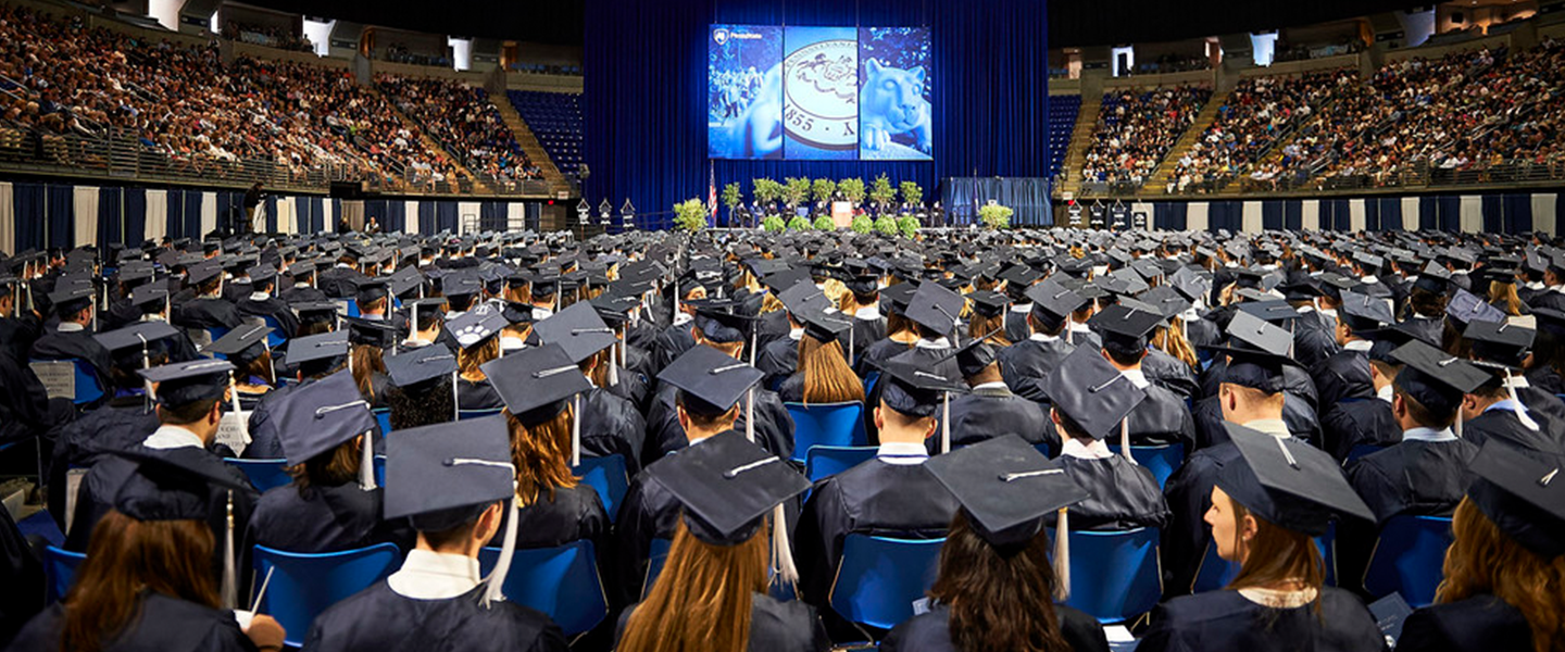 Penn State Fall Commencement 2021