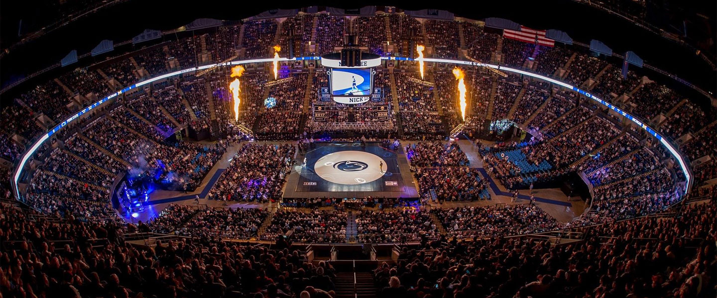 Penn State Wrestling Dual Meet - SOLD OUT