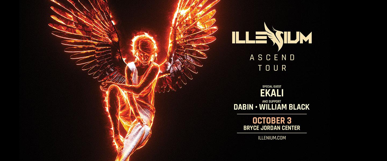 Illenium Ascend Tour