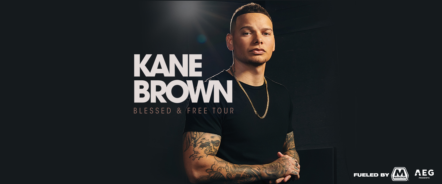 Kane Brown Blessed and Free Coming November 6, 2021