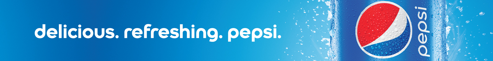 delicious refreshing pepsi ad