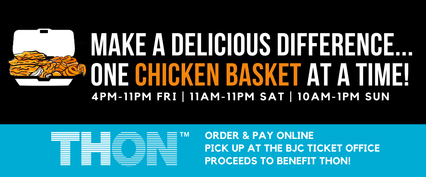 Order Chicken Baskets to Support THON during THON Weekend 2021