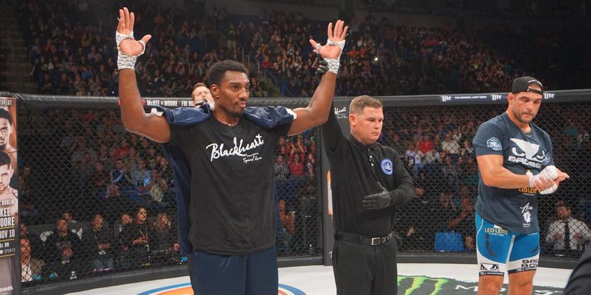 Phil Davis wins Bellator MMA at BJC in 2017