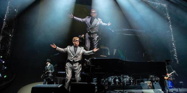 Elton John Farewell Tour September 16, 2018 at the Bryce Jordan Center