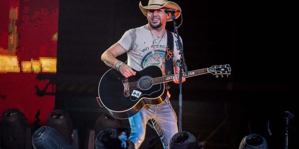 Jason Aldean, September 21, 2019 at the Bryce Jordan Center